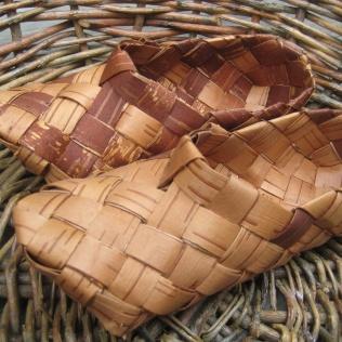 birch shoes